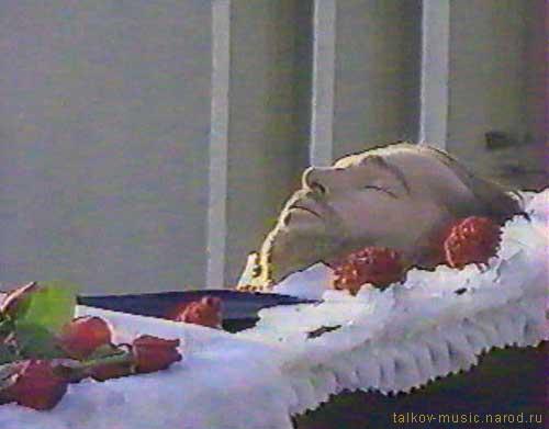 похороны талькова фото